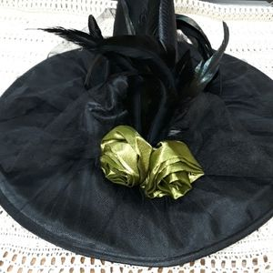 Witch Hat Black witch hat